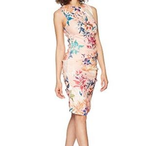 Nicole Miller Floral Dress Brand NWT